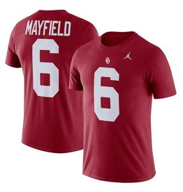 Jordan Youth Jordan Brand Mayfield Jersey Tee