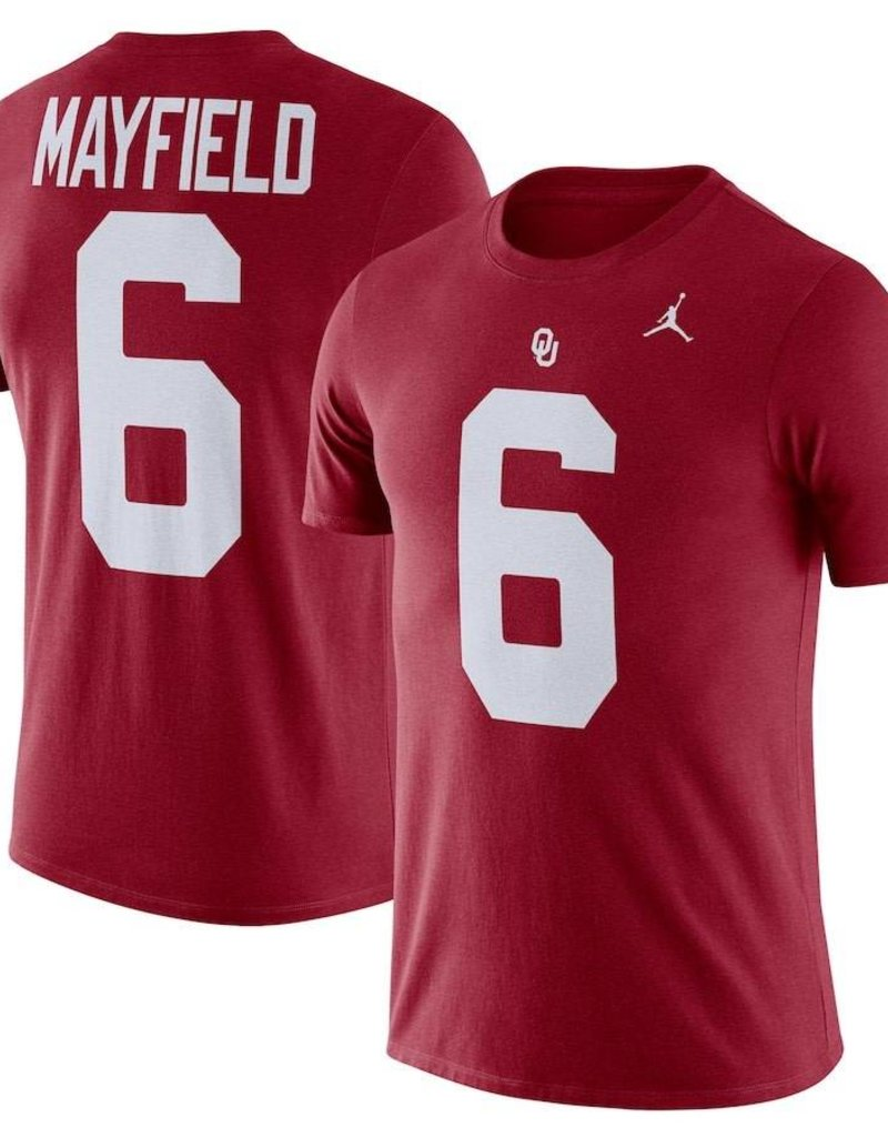 3a6b86a96a145 Youth Jordan Brand Mayfield Jersey Tee - Balfour of Norman