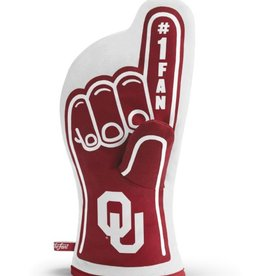 You The Fan Oklahoma Sooners #1 Oven Mitt