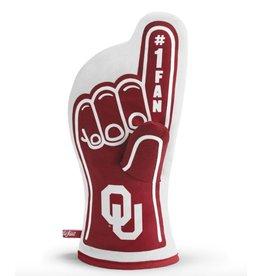 You The Fan Oklahoma Sooners #1 Oven Mitt