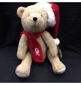 "Santa's Workshop OU 12"" Christmas Bear"