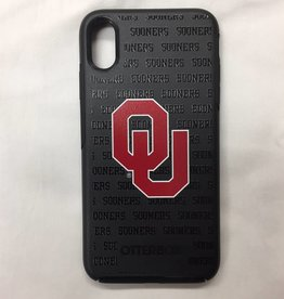 Otter Box Otter Box Symmetry OU Sooners iPhone Xs Max Case