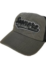 Top of the World TOW Spade Sooners Adjustable Two-Tone Cap