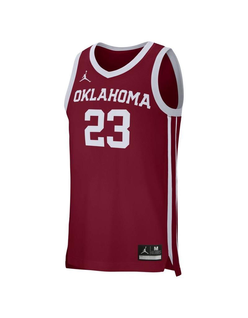 Jordan Men's Jordan Brand Replica Basketball Jersey