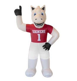 Boelter Inflatable LED Lit 7 FT Tall OU Mascot