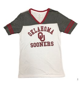 Colosseum Women's The Whole Package Oklahoma Sooners Tee