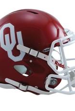 Riddell OU Riddell Speed Authentic Helmet