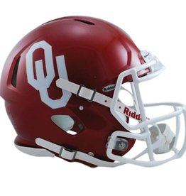 Riddell OU Riddell Speed Authentic Helmet