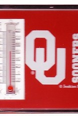 Jenkins OU Sooners Thermometer Magnet