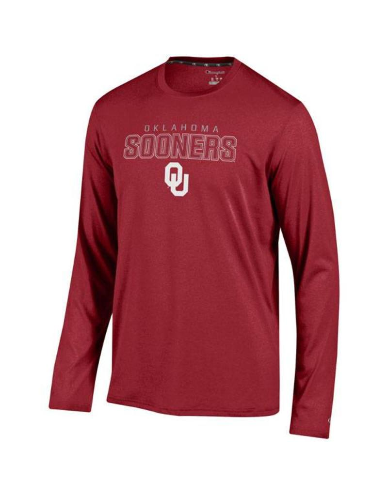 e2ce2204f Champion Performance Long Sleeve Tee - Balfour of Norman