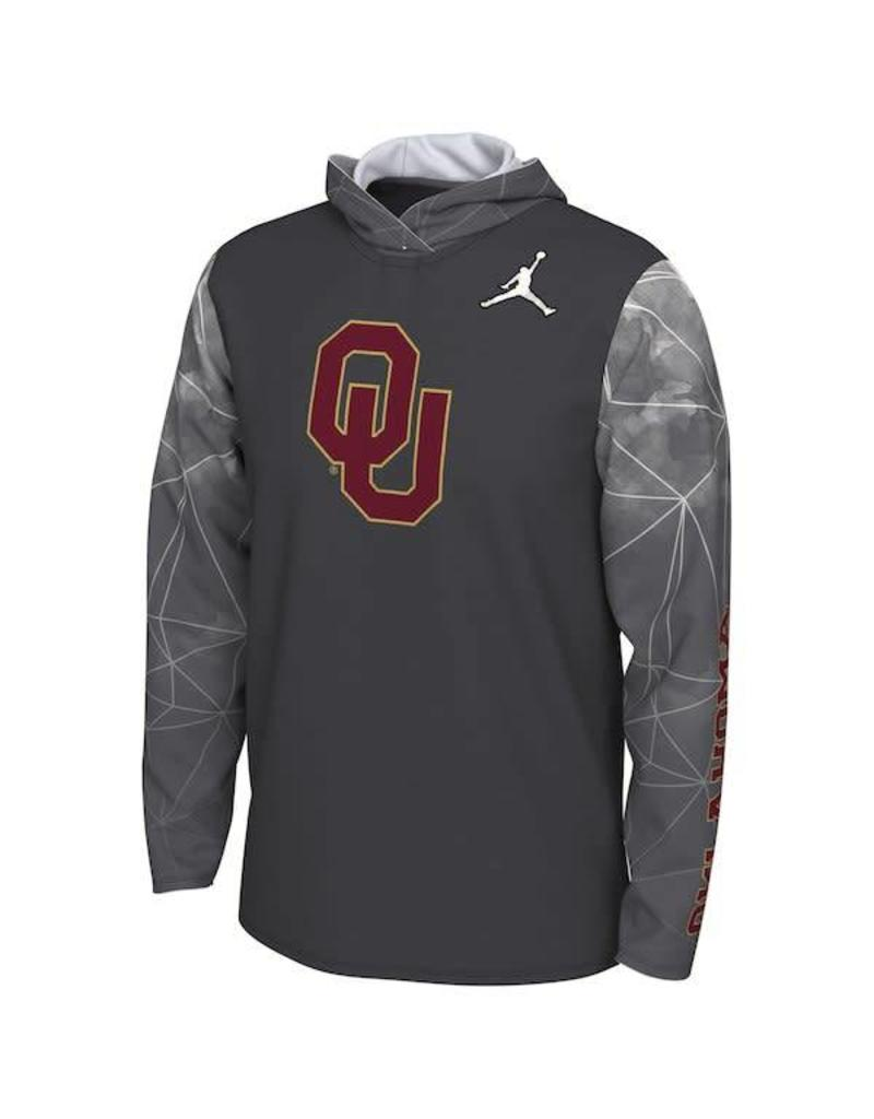 Jordan Men's Jordan Brand 2018 Playoff Bound Team Issue Hoodie