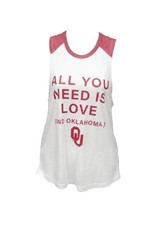 Chicka-d Women's Chicka-d All You Need Color Block Shoulder Tank