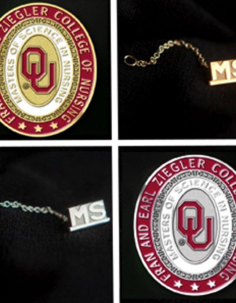Stylecraft University Of Oklahoma Nursing Pin