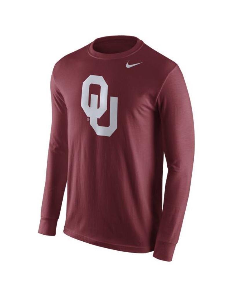 Nike Nike Cotton OU Long Sleeve Tee