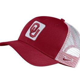 Nike Nike C99 Crimson Patch OU Trucker Hat