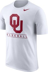 Nike Men's Nike Dri-Fit Legend SS Tee Oklahoma Baseball
