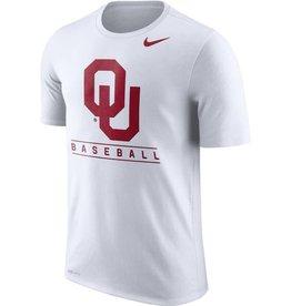 Nike Men's Nike Dri-Fit Legend SS Tee Oklahoma Baseball