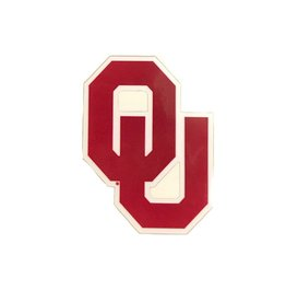 "SDS Design 2"" OU Vinyl Decal"