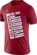 Jordan Men's Jordan Brand We Are Jordan Legend Tee