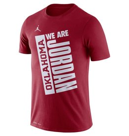 Jordan Men's Jordan Brand We Are Jordan Legend Tee
