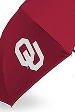 """Storm Duds OU Crimson Storm Duds 42"""" Super Pocket Mini Umbrella"""