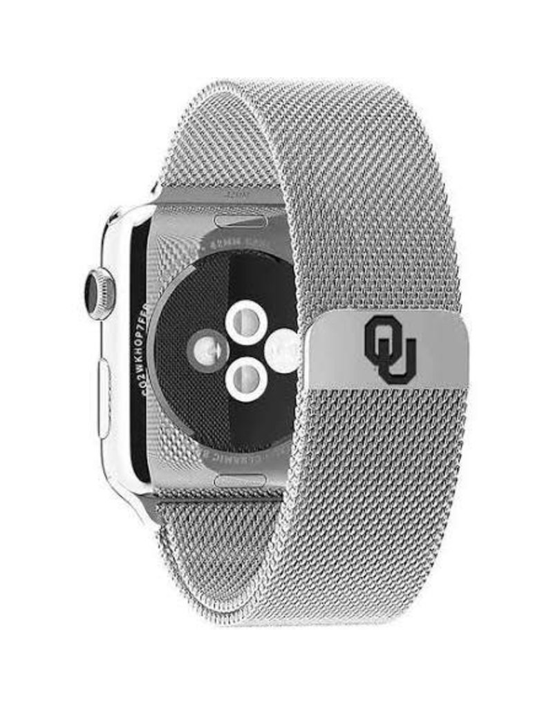 Affinity Bands OU Stainless Steel Band for Apple Watch