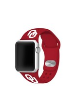 Affinity Bands OU Sport Band for Apple Watch Crimson