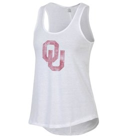 Alternative Apparel Women's Alternative Apparel OU White Backstage Tank