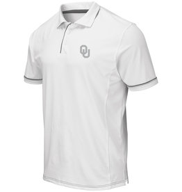 Colosseum Men's Colosseum OU White Iceland Polo
