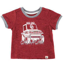 Colosseum Infant Colosseum OU Mud Flap Tee