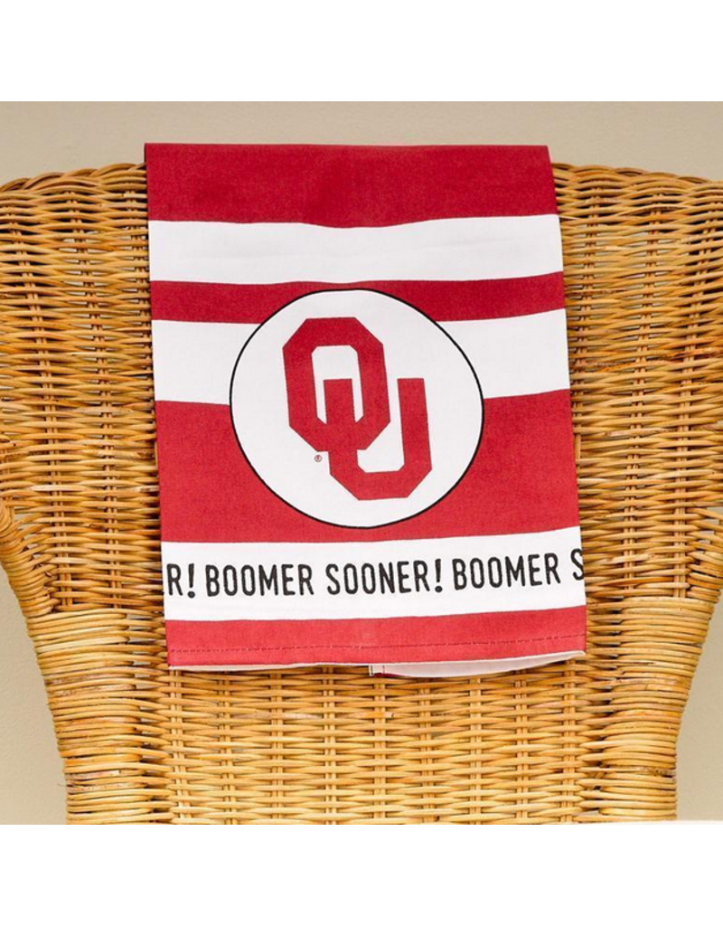 Glory Haus Oklahoma Printed Tea Towel
