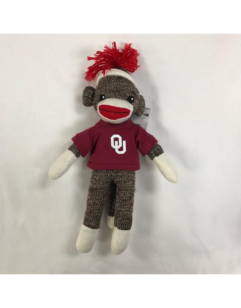 """Jardine OU 8"""" Brown Sockiez Monkey"""