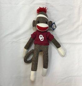 """Jardine OU 20"""" Brown Sockiez Monkey"""