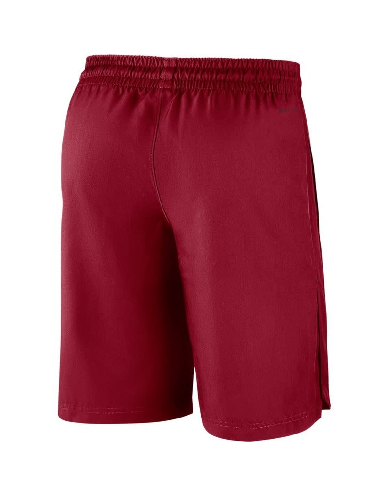 Jordan Men's Jordan Brand  Oklahoma J 23 Alpha Dry Crimson Short
