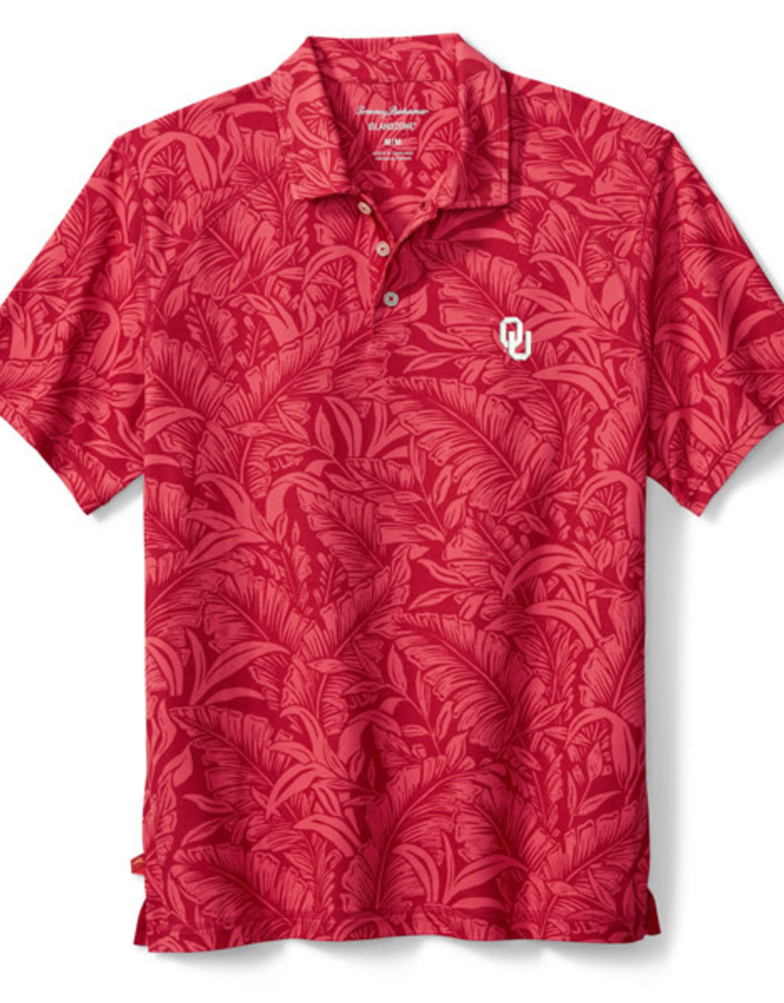 Tommy Bahama Men's Tommy Bahama Leafback OU Polo