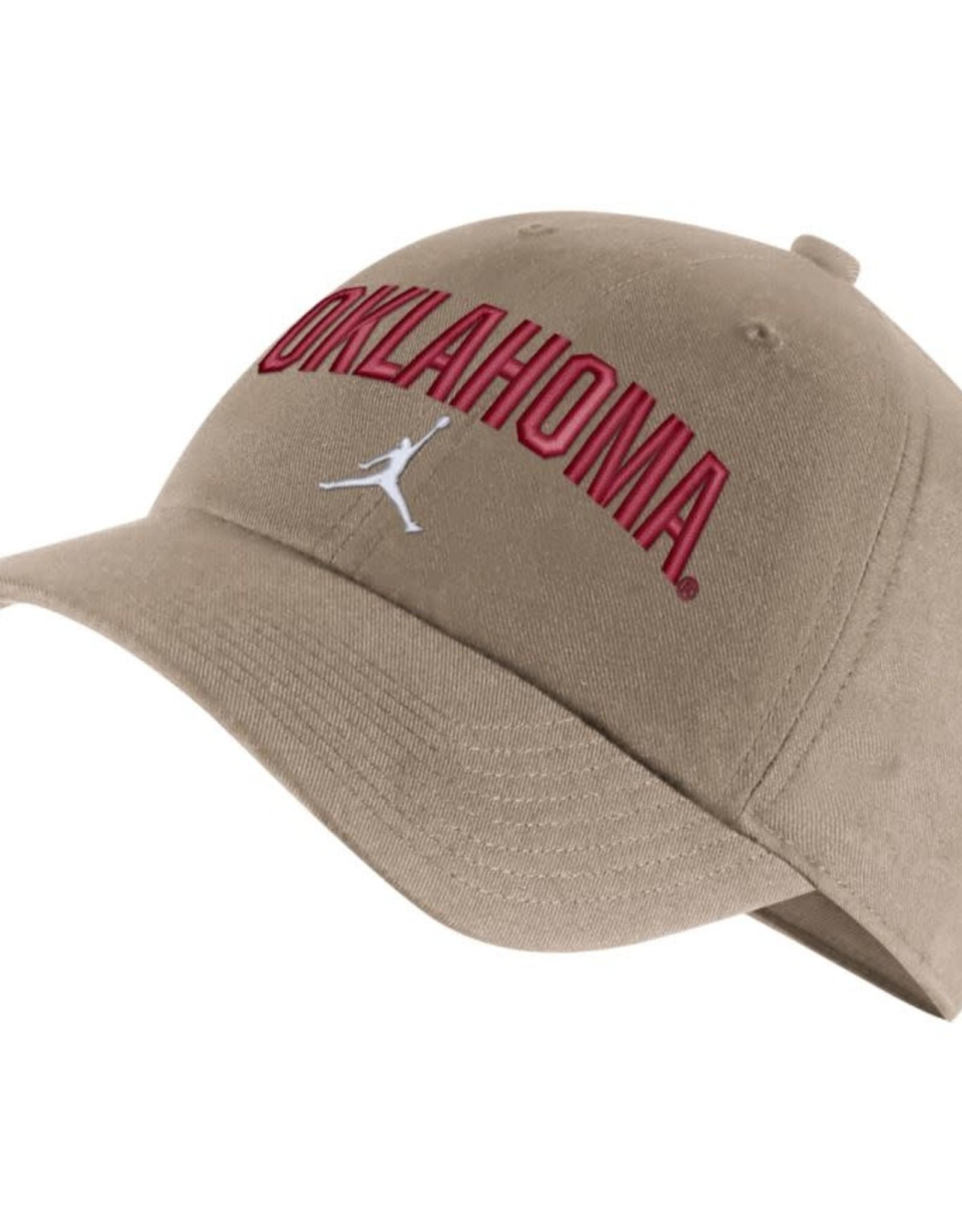 Jordan Jordan Brand H86 Arch Oklahoma Adjustable Cap