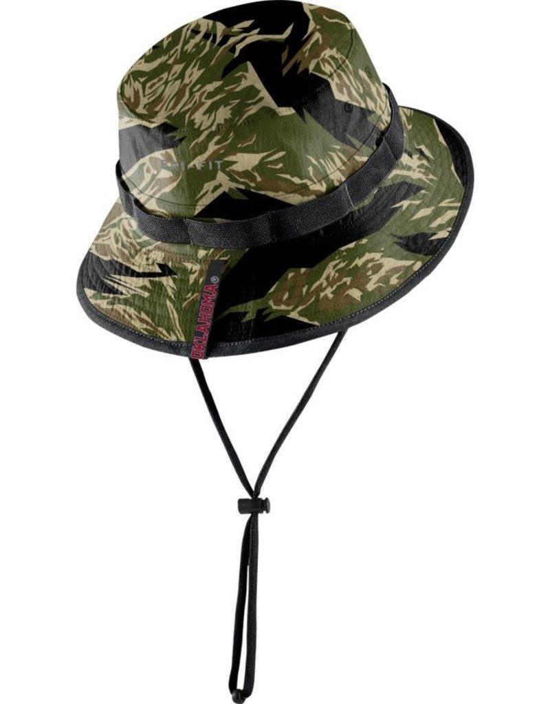 Jordan Jordan Brand OU Tiger Camo Bucket Hat