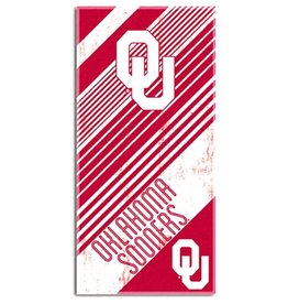 "Northwest Oklahoma Sooners 28"" x 58"" Beach Towel"