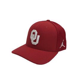 Jordan Jordan Brand AeroBill Classic99 Mesh Hat OU Crimson