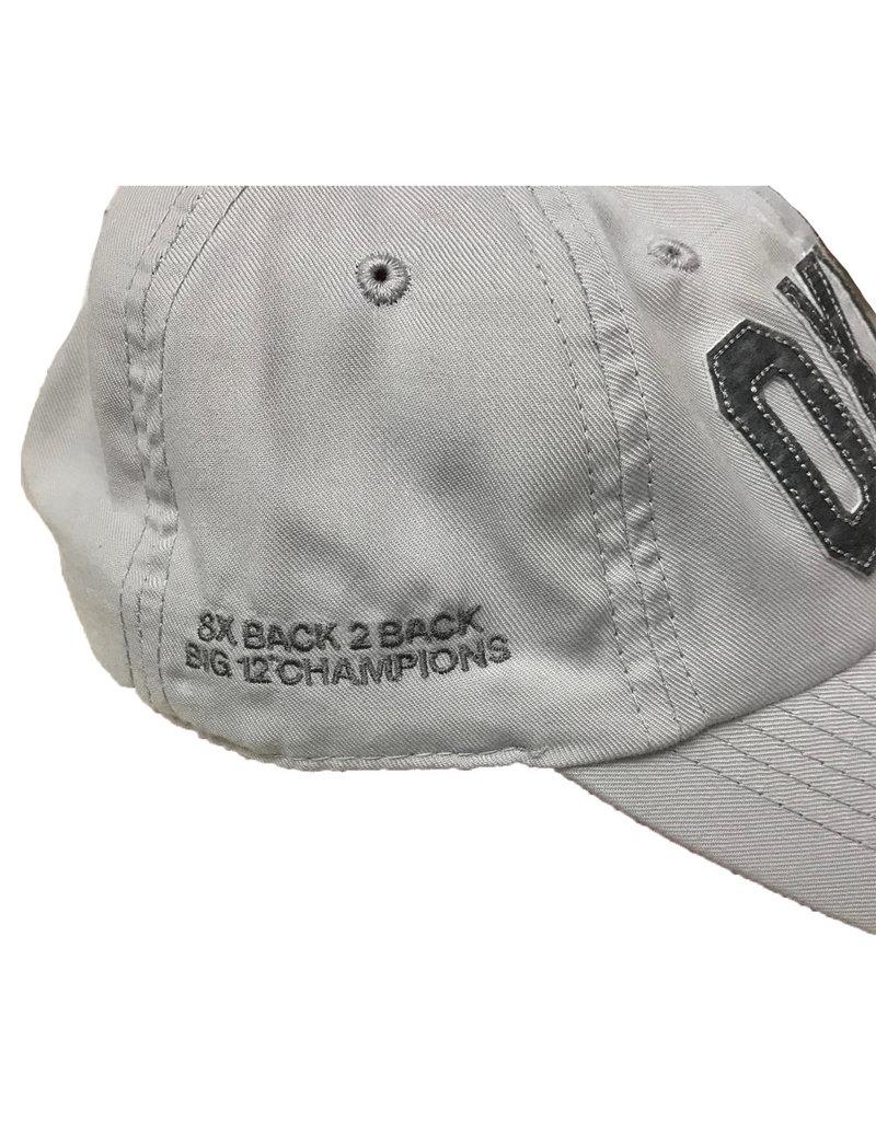 TOW TOW Oklahoma Softball 8x Big 12 Champs Hat