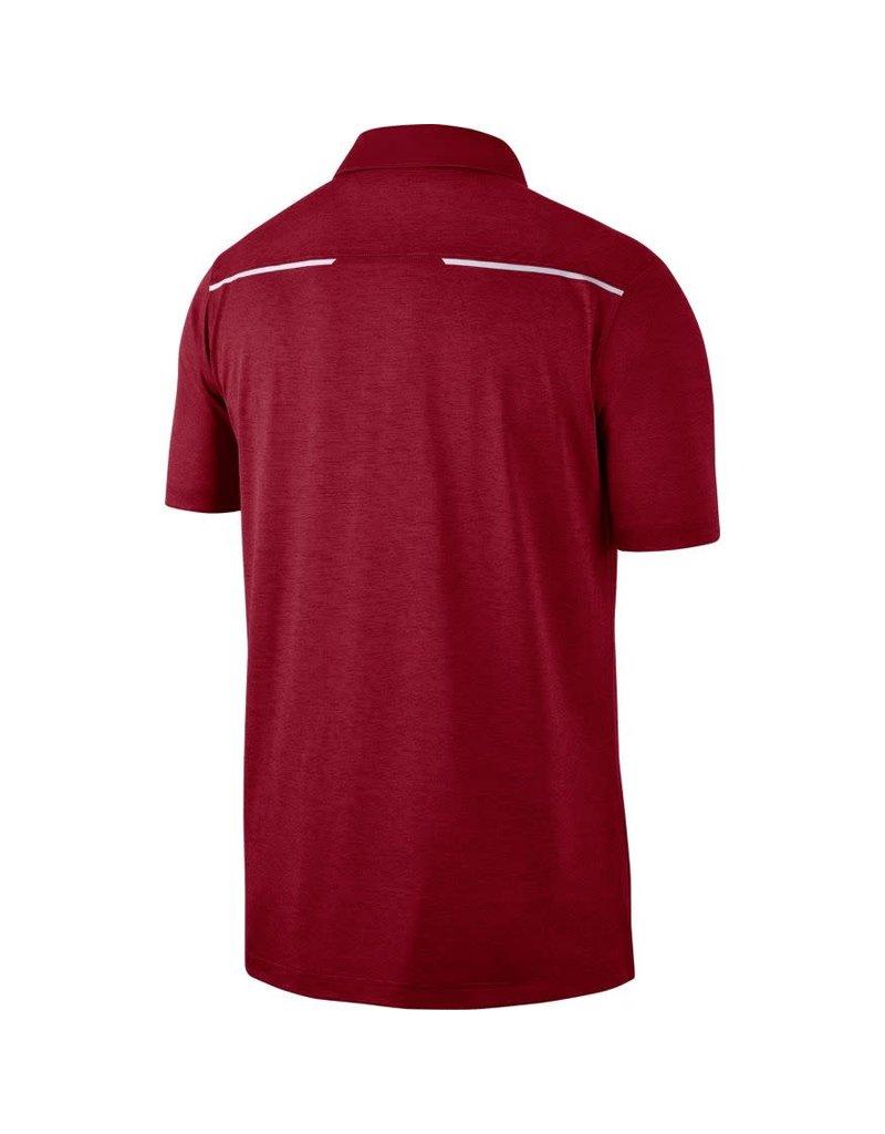 Nike Men's Nike Crimson OU Dri-FIT Polo