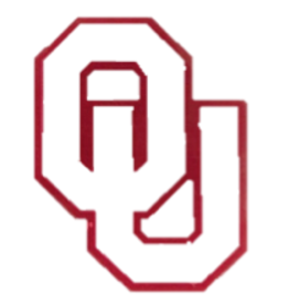 "SDS Design 2"" White OU Vinyl Decal"