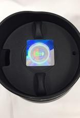 Whirley Fusion Wave Plastic Tumbler OU Aztec Pattern 16oz