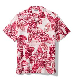 Tommy Bahama Men's Tommy Bahama OU Super Fan Silk Camp Shirt