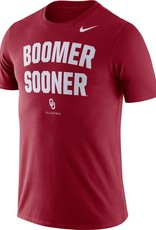 Nike Men's Nike Dri-Fit Cotton Boomer Sooner Phrase Tee