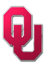 Team ProMark OU Aluminum Color Emblem