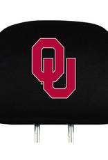 Team ProMark OU Headrest Covers