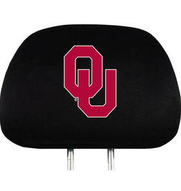 Team ProMark OU Headrest Covers
