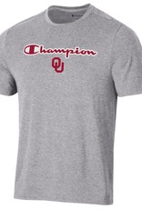 Champion Men's Champion Co-Brand OU Field Day S/S Tee