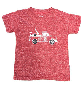 Little King Toddler Tailgater Truck Tee